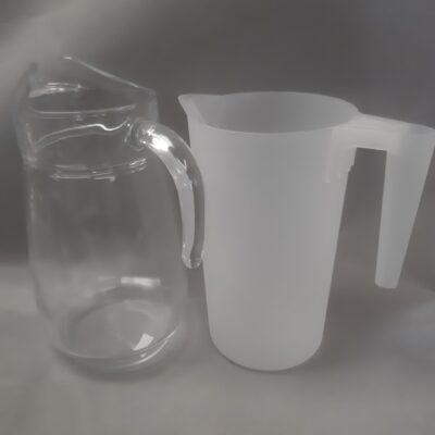 Øl kande 2 L plast