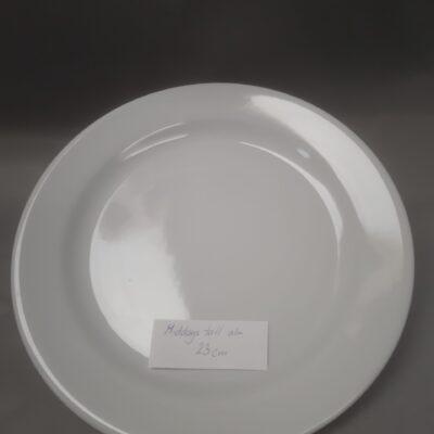 Frokost tallerken 21 cm