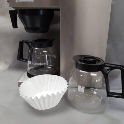 Kaffemaskine 144 kop t.
