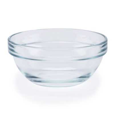 Glas skåle